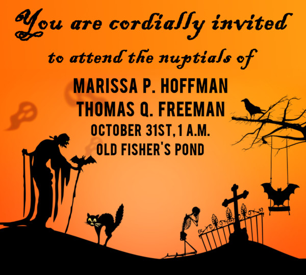 YOU ARE CORDIALLY INVITED by Alexandra Grunberg