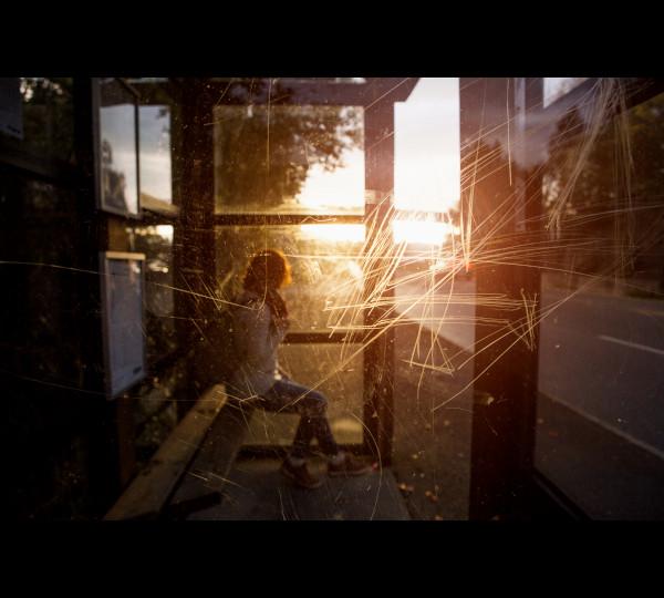 MORNING COMMUTE by Jeff Dosser