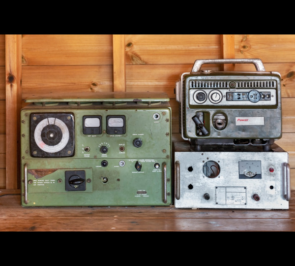 RADIO WAVES by David Woodruff